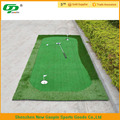 2016 New design anti water mini golf putting green & Practice Putting Mat