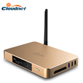 Support Dual Band Wifi RK3399 Dual Core 4GB 32GB Android 7.0 Smart TV Box