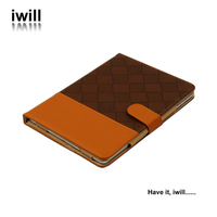 Sell newest PU Leather flip case for Ipad 5 air