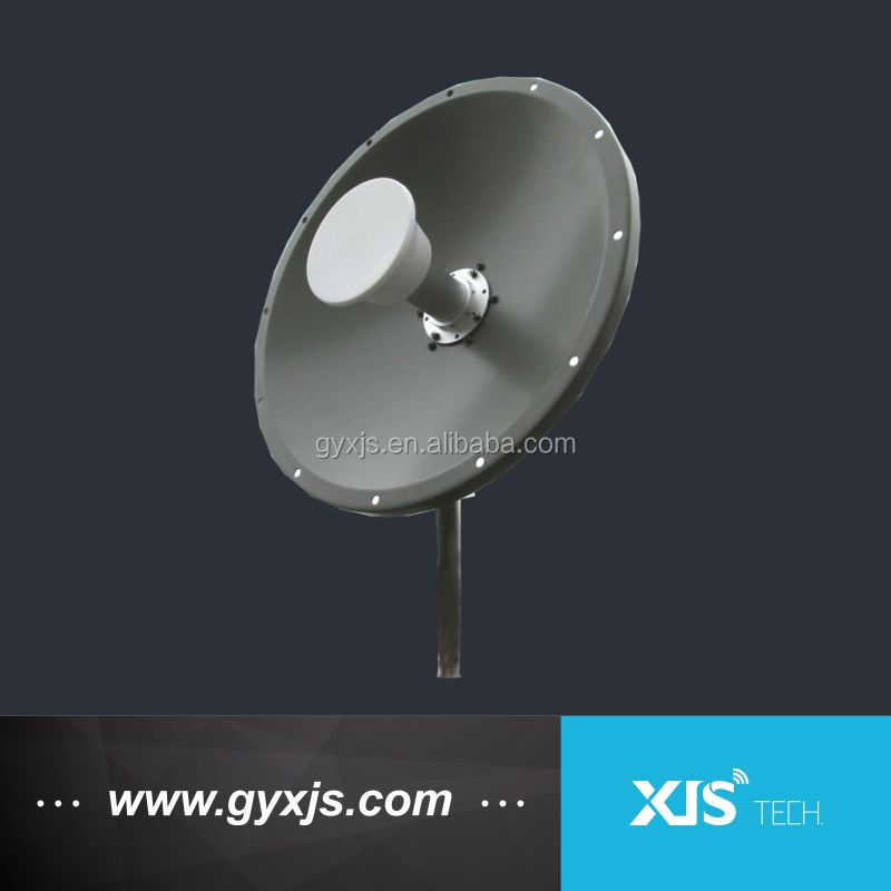 Wireless wifi cover system 5GHz mimo dish antenna