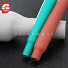 Anti-Solvent silicone rubber heat shrink tubing 2:1