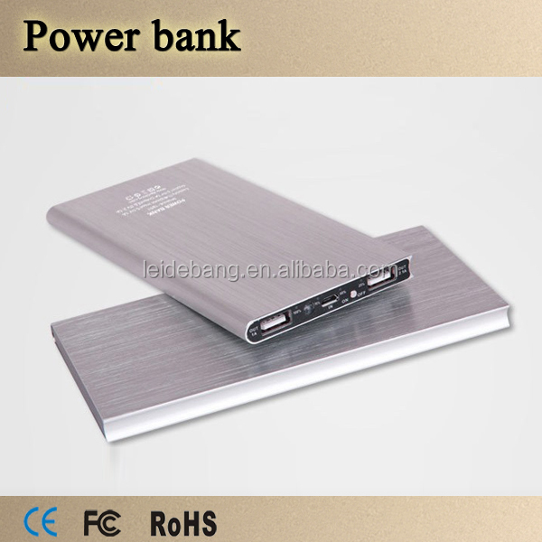 Latest best quality External battery charger power bank/power pack for cell phone 12000mAh
