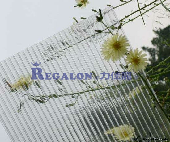 GE Lexan Clear Polycarbonate Roofing Sheets