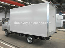 truck body for toyota hilux small truck insulated cargo body frp cargo box