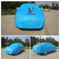 PEVA and PP cotton waterproof & UV protection car cover