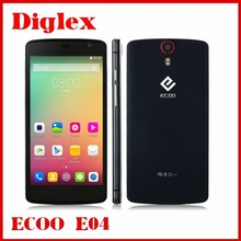 "Original ECOO E04 MTK6752 Aurora Octa Core 4G LTE Cell Phone 5.5"" FHD IPS Android 4.4 3GB RAM 16GB ROM 16MP Camera"