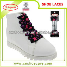 2015 New listing most creative shoe laces from China