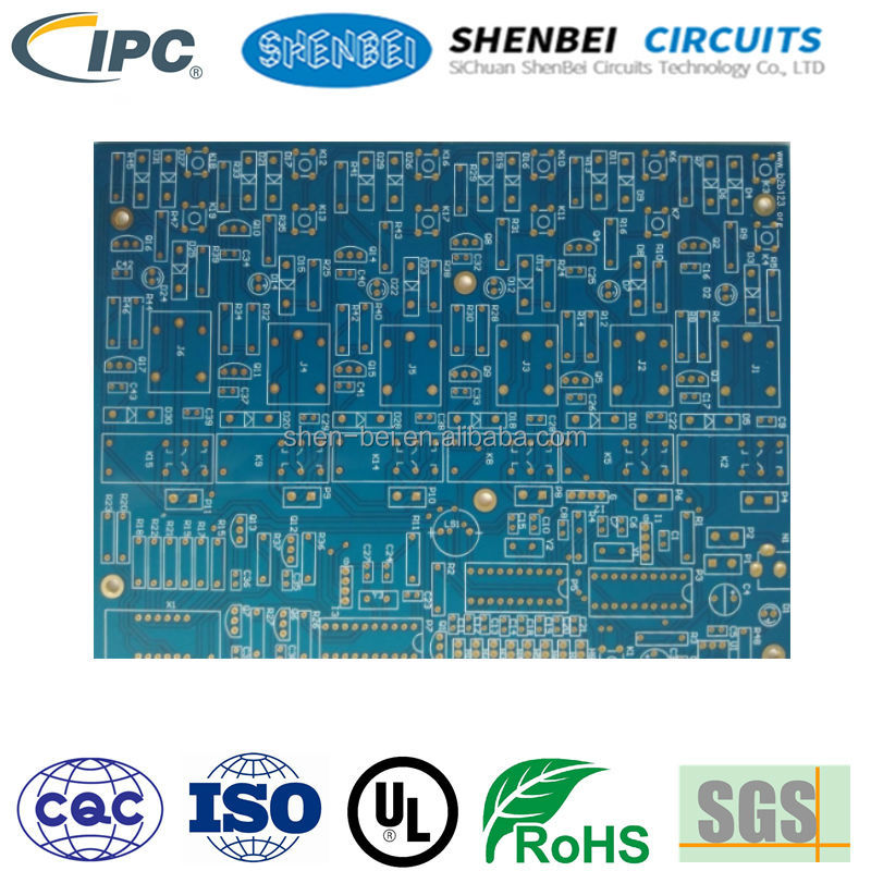 china fr4 main logic pc board