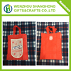 BSCI polyester foldable bag/foldable shopping bag/foldable bag travel