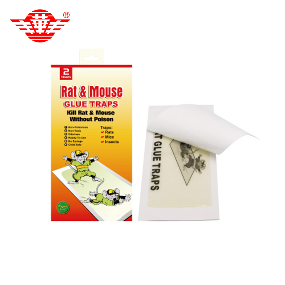 Custom design convenient hot melt adhesive for mouse glue traps