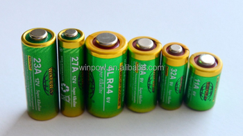 Super Alkaline Battery 12v 23a manufacturer , WINPOWA+ 23a 12v battery