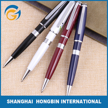 Customized Metal Fountain Pen Cheap Price Plastic Dis posable Ballpoint Pen