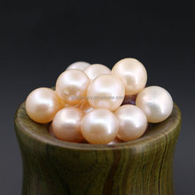 Factory Direct Wholesale Retail 12mm Loose Natural Freshwater Pearls for Jewelry
