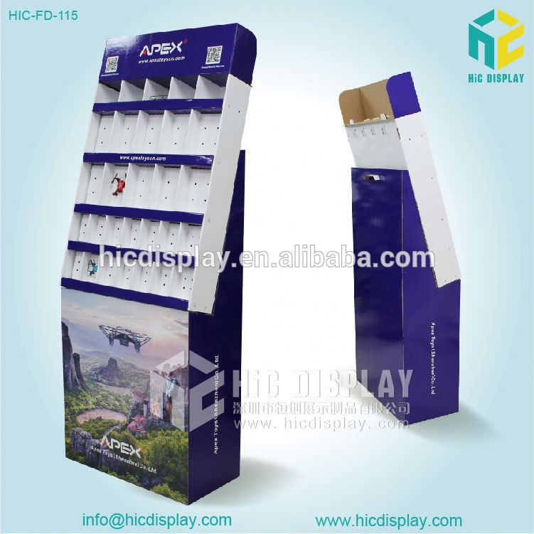 HIC Pallet display--ausini toys, Window display packaging box for toy