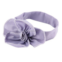 Fashion New Cute Baby Kids Girls Infant Toddler Headband Bow Flower Hairband Headwear Hair Band Accessories Jewelry