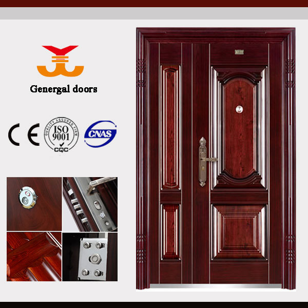Puertas metalicas exterior puertas identificaci n del - Puertas de exterior metalicas ...