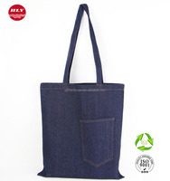 Wholesale Customized 10 oz Cotton Denim Convention Tote Bag