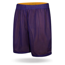 men mesh blank basketball shorts wholesale