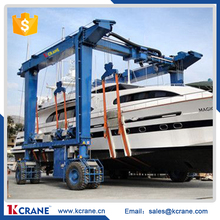Boat Lifting Gantry Floating Boat Lift