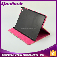 Qualisub Hot New Products For 2016 Leather Cover Universal Tablet Sublimation