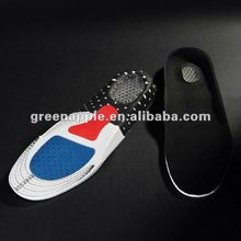 Custom Orthopedic EVA Comfort Gel Shoe Insoles for Sneakers