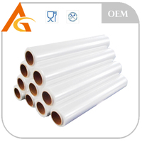 Household and hotel use hot sale lldpe wrap stretch pallet film for middle east