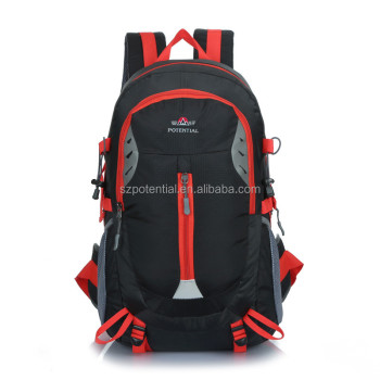 Custom design professional students backpack school bag