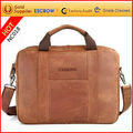 Latest arrival gorgeous design pu leather khaki portfolio in Guangzhou