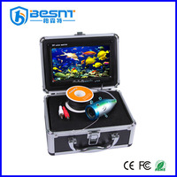fish type portable 7'' Digital LCD Screen 50M Underwater Fishing Camera Fish Finder (BS-ST06A)
