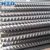 Metallic material steel rebar/ deformed steel bar/iron rods for construction, concrete and building
