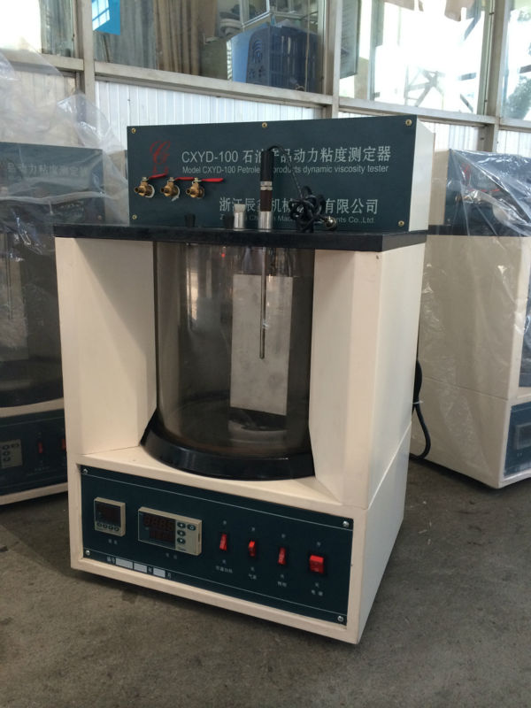 CXYD-100 Vacuum Decompression Capillary Viscosity Meter