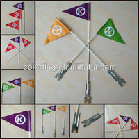 bicycle flag,custom bicycle flag , bike flag