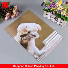 Best seller novelty clear plastic book cover