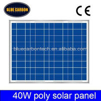 (Popular!!!) price per watt 40w solar panels in pakistan lahore hot sale