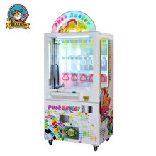 Coin operated prize machine golden key master vending game machine