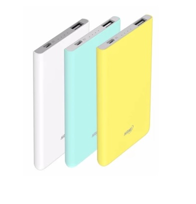 2017 LATEST FACTORY PRICE HAME X1R 4000mAh LITHIUM POLYMER POWER BANK