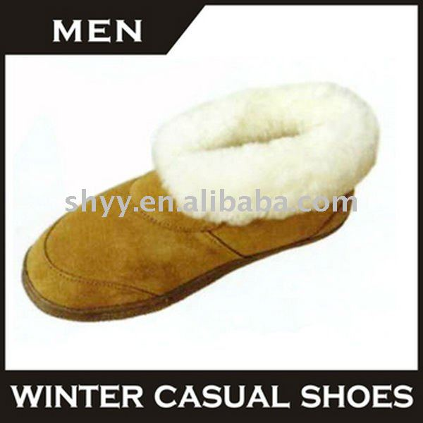 New style loafers Warm casual leather shoes 2011 loafer shoes men