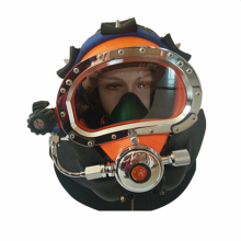 Advanced and deep sea diving helmet for sale
