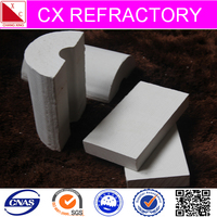 Industry fireproof calcium silicate pipe insulation