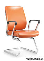 Staples sale PVC on the back side fabric office chair
