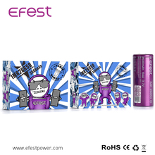 Efest Rechargeable High-drain Battery Purple Recycle li-ion Imr 26650 3500mah /4200mah/5000mah Battery
