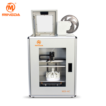 China Manufacturer NEW Large 3D Printer 300*200*500mm Colorful Metal Frame FDM 3D Printing Machine High Resolution On Sale