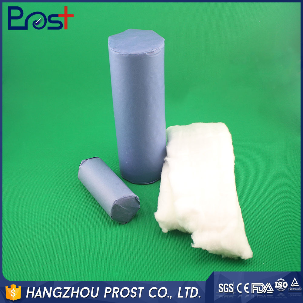 Low price of medical wound dressing cotton rolls CE Standard