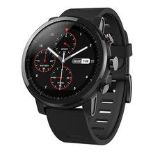 Original Xiaomi Huami Amazfit Stratos Pace 2 Android4.4 <strong>Smart</strong> <strong>Watch</strong> Fashion GPS PPG Heart Rate Monitor Sport <strong>Watch</strong>