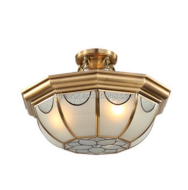 2016 Wholesale Decorative Hanging Modern Ceiling Lamp,Glass Ceiling Light