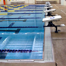 316 Stainless steel frame wall swimming pool manufacturer