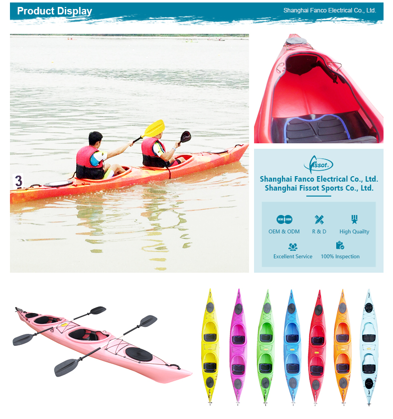Hot sale propel jet powered sea 2 person sale barato fishing canoe kayak