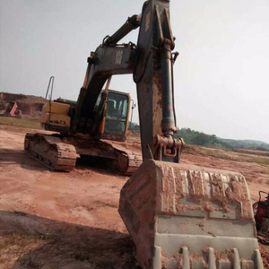 vheavy construction machine used John deere excavator 330LC new model with coolant