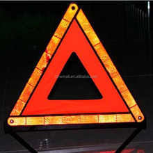 Safety sign reflector reflective warning car tools triangle sign