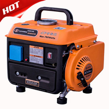 2hp mini small gasoline petrol power 6500 watt generator